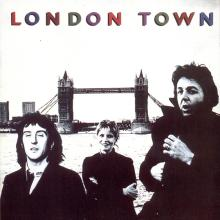 The Paul McCartney Collection 08 London Town 0777 7 89265 2 8 hol - pic 1