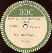 The Beatles Acetate Pop Go The Beatles FAKE - pic 1