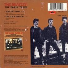 spCD1994 Las Primeras Grabaciones De The Beatles - The Beatles The Early Tapes CD 2 Titulos - 853 310-2  - pic 1
