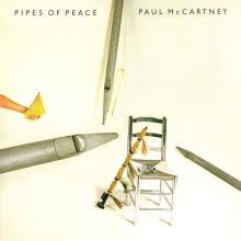 SPAIN 1983 10 17 - PIPES OF PEACE - PROMO LP - 072 1652301 - pic 1