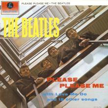 1987 uk01CD Please Please Me - CDP 7 46435 2 / BEATLES CD DISCOGRAPHY UK - pic 1