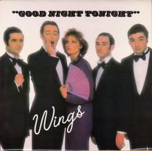 1979 03 23 WINGS GOODNIGHT TONIGHT ⁄ DAYTIME NIGHTIME SUFFERING - 12 YR 6023 - 12 INCH - UK - pic 1