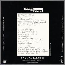 1982 03 29 PAUL McCARTNEY EBONY AND IVORY - 1A 062Z-64763 - 3 TRACKS 12 INCH - HOLLAND - pic 1
