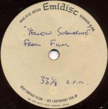 Yellow Submarine - pic 1