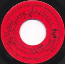 yu002- Yugoslavenski Beatles Fan Club -Pop Express Happy Christmas 1969 - U-SD 90 - T.U. JUGOTON -BEATLES DISCOGRAPHY YUGOSLAVIA - pic 1